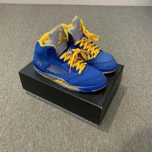 Jordan 5 retro 'Laney